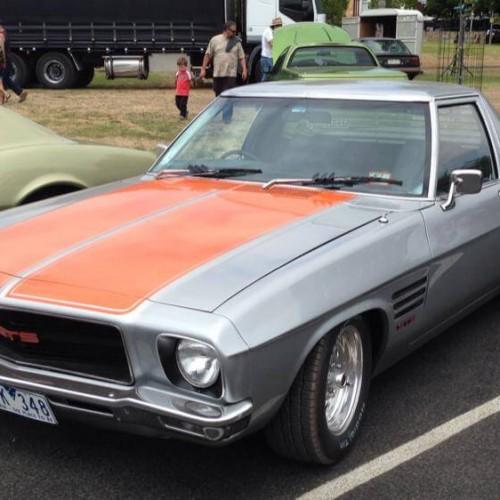 1973 Holden HQ Ute